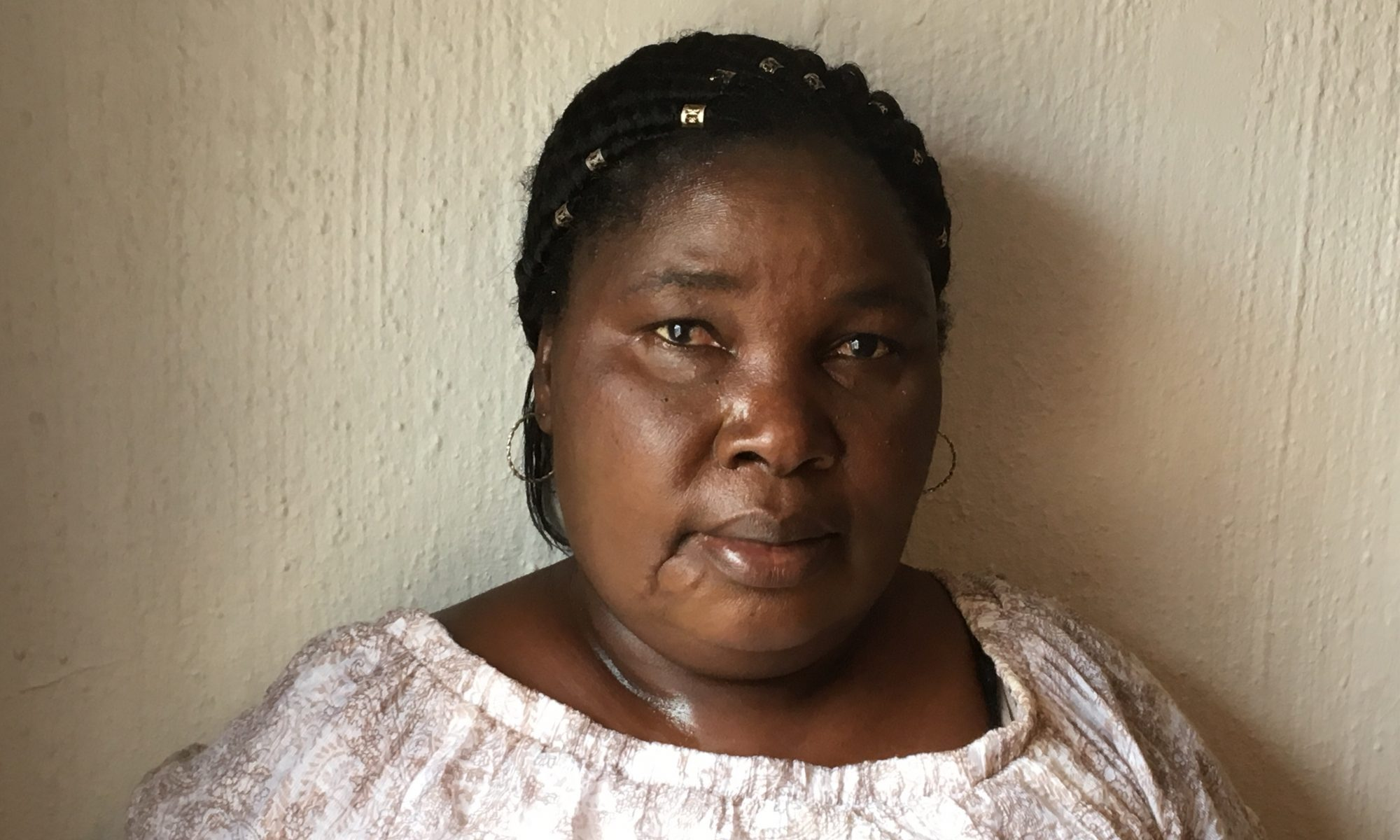 Delisile Buthelezi domestic worker and care giver