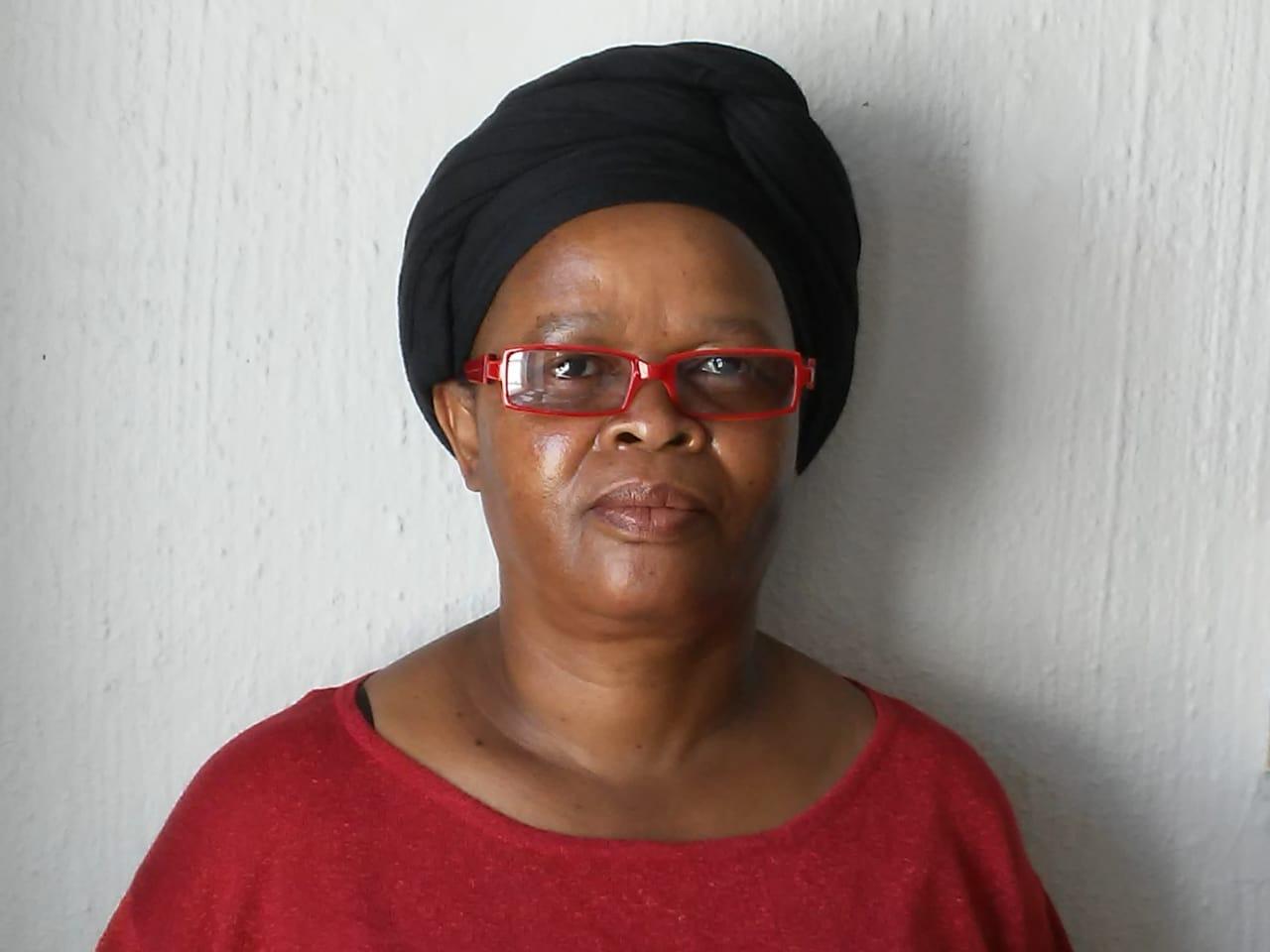 Mantwa Mkhuma domestic worker