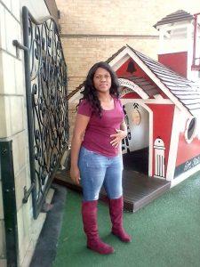 Ntseliseng Letjama domestic worker