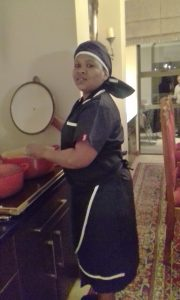 Molibiemang Kgatlhane | Domestic Worker