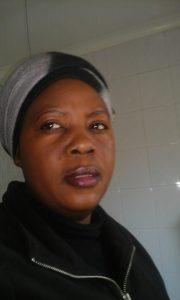 getrude nkomo | domestic worker