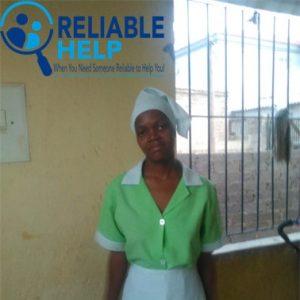 sithokozile dube domestic worker and nanny