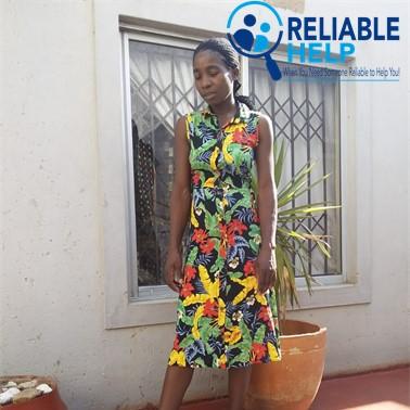 reliable help   ropofadzo mashiringo - domestic worker